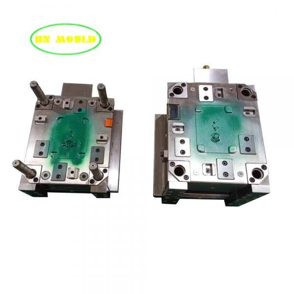 Tow haft of a injection mould