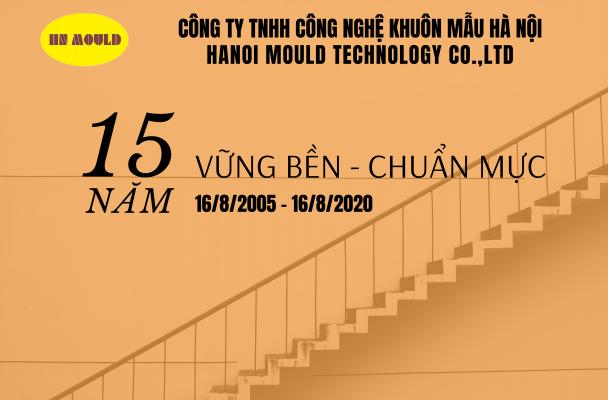 Hanoi Mould - 15 năm - Một hành trình