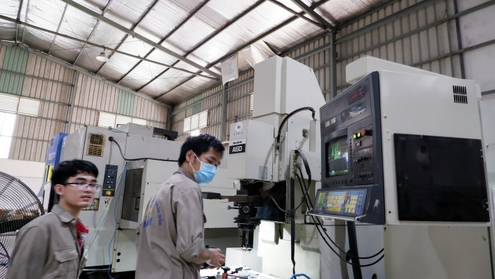 mould manufacturing